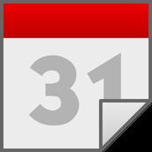 Tech PLAYDATES schedule