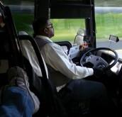 Bus Driver Greg