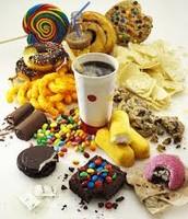 Non-nutritious foods