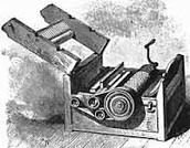 Summarize how inventions in the cotton industry illustrate the development of the Industrial Revolution.