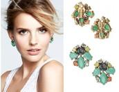 Allanah Clip on Earrings Reg $44 50% sale $22