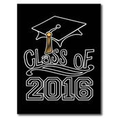 Graduate with good grades