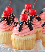 Sunday cupcake