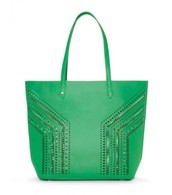Fillmore Tote - Kelly Green