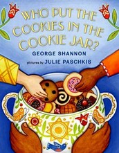 Book of the Week: Who Put the Cookies in the Cookie Jar?