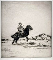 """""""The Prairie Rider"""""""