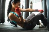 combat zone boxe ju-jitsu  street workout TRX !