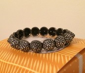 Nikita Stretch Bracelet $20