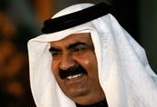 شيخ قطر