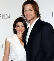 Jared and his wife