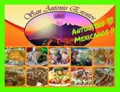 """San Antonio Eventos """"El Rincón del Antojo"""""""