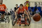 Wheelchair Basketbal