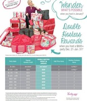 Double Hostess Rewards for January shows!