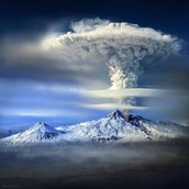 Volcano photography page