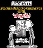 BOOK IT! Summer Challenge