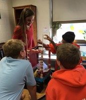 Students Build and Play Their Own Games During Arcade Day