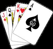 Yo jugaba las cartas