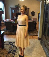 """When 16-year-old Gabi Finlayson stumbled upon the perfect dress, she couldn't wait to wear it to her school dance."""