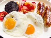 El desayuno agrupar
