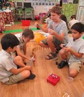 3KHa Rube Goldberg Masterminds