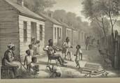 """""""Slave Quarters, Louisiana, 1861-65"""""""