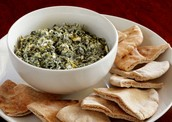 Creamy Spinach Feta Dip