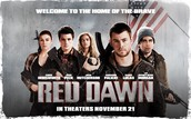 What is RED DAWN about? here you go.