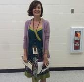 Meet Ms. Maddux, our Associate Assistant Principal