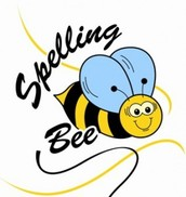 Congratulations to our Spelling Bee Winners!!