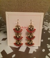 Coral Cau Earrings