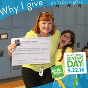 WISD Education Foundation & North Texas Giving Day