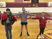 Student Ugly Sweater Winners