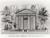Catherine Beecher's Female Seminary.