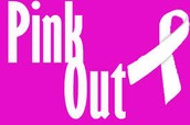 Friday Is Pink Out Day For Breast Cancer Awareness Month