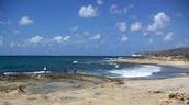 Day 2-Achziv Beach