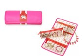 ROLL WITH IT - HOT PINK/POPPY Orig $39; sale $19