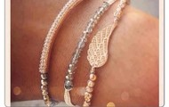 Tribute, Light, Hope Bracelets