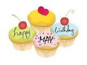May Birthdays!