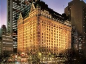 The plaza hotel.