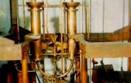 Модель парового двигателя И.Ползунова