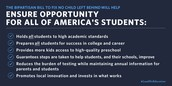 WHITE HOUSE REPORT: The Every Student Succeeds Act