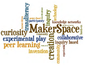 Makerspace moments! Let's book it!