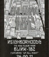 Blink-182's Digipak Magazine Advert