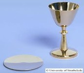 The Chalice And Paten