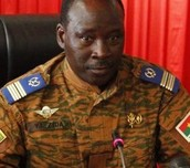 Premier Ministre Lt. Col. Yacouba Isaac Zida