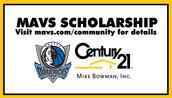 Mavs Scholarship Program presented by Century 21 Mike Bowman, Inc.