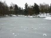 What I think the lake looked like