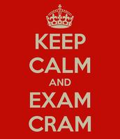 Exam Cram!