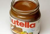 Nutella face cream