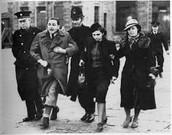 Nazis Taking Away A Family